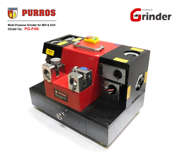 industrial drill bit sharpener, Complex Grinder of Drill and End Milll, Multi-Purpose Grinder for Mill & Drill, End Mill Sharpening Machine, Drill Bit Grinder, PURROS PG-F4N Multi-Purpose Grinder, Cheap Complex Grinder, Complex Grinder for Sale, Complex Drill Grinder Manufacturer ,Complex End Mill Grinder Supplier